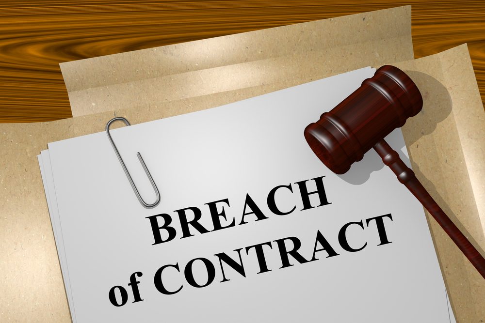 Accountability: How Our Team Assists in Breach of Contract