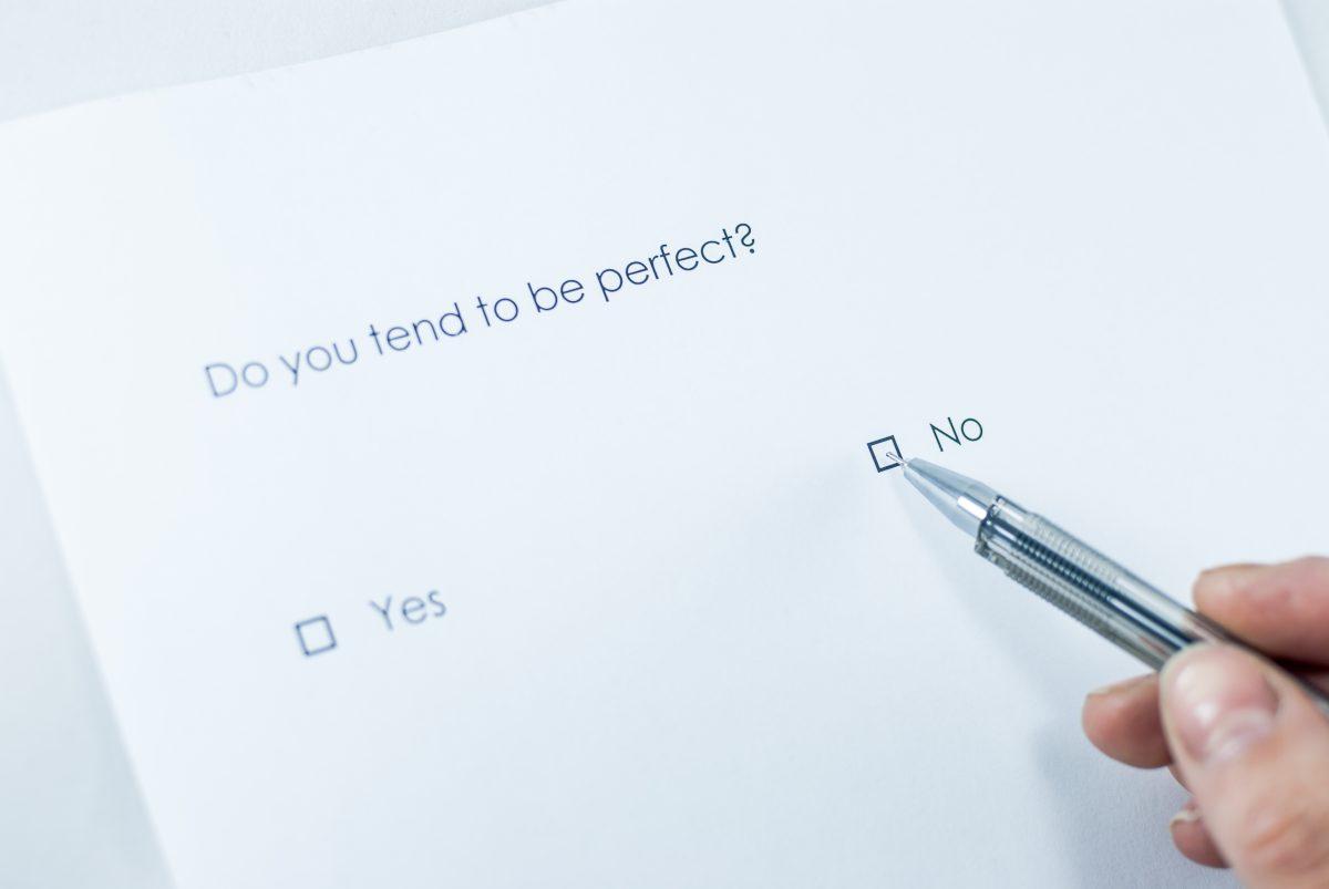 Personality Test Photo